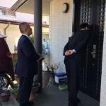 本日は、旧津久井四町デイでした。  後藤祐一衆議院議員の選挙区をご一緒に歩いていただきました。