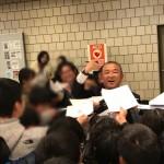小学6年生の国会見学では、サイン攻めにあいました。嬉しいですね。