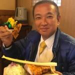 パワーアップのため、大好きな「とんかつ 松村」さんで、ロースかつ定食をいただきました^ – ^