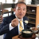 桑原さんの百笑の台所さんにて、念願の参鶏湯をいただきました^ ^