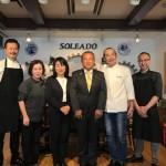 賢ちゃんまつりにも参加いただき、相模原お店大賞も受賞されている「SOLEADO」さんで、美味しいパエリアを家族でいただきました^ ^