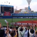 全国高等学校野球選手権 神奈川大会にて、県立相模原高等学校(県相・けんそう)ベスト4入り、おめでとうございます。
