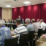 まちづくりを考える懇談会「地域の未来を語ろうwith市長」が開催され、参加をさせていただきました。