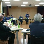 台風第19号以来9つの地域で延期をしていた懇談会を11月1日より再スタートしました。