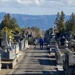 本日は家族で実父のお墓参りに御殿場まできました。