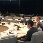 新型コロナウイルス感染症に関する6首長会議が、神奈川県庁で行われました。