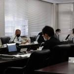 市議会代表質問に向けた答弁調整会議