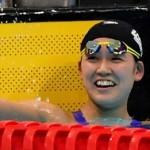 相模原市出身の小堀倭加さんが水泳五輪代表に内定へ